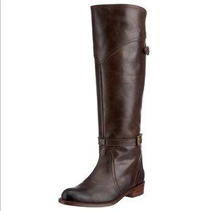 New Frye women's tall fashion Riding boots